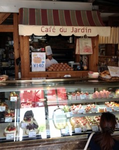 cafe au jardin kelly odonnell