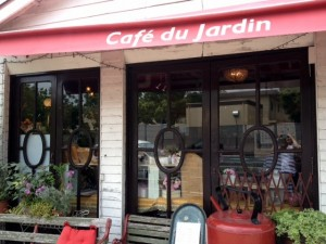 cafe du jardin by kelly odonnell
