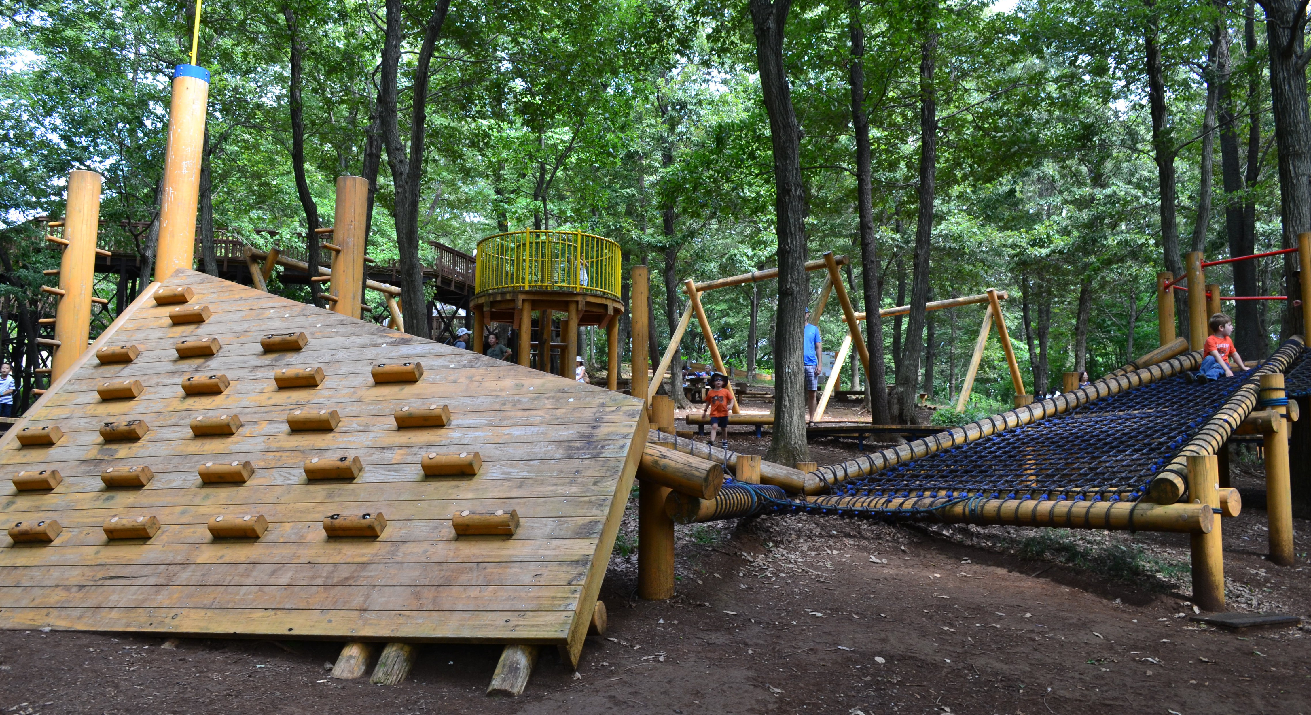 Obstacle Course Park – Noyama Kita