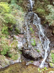 Hinode Waterfall 1
