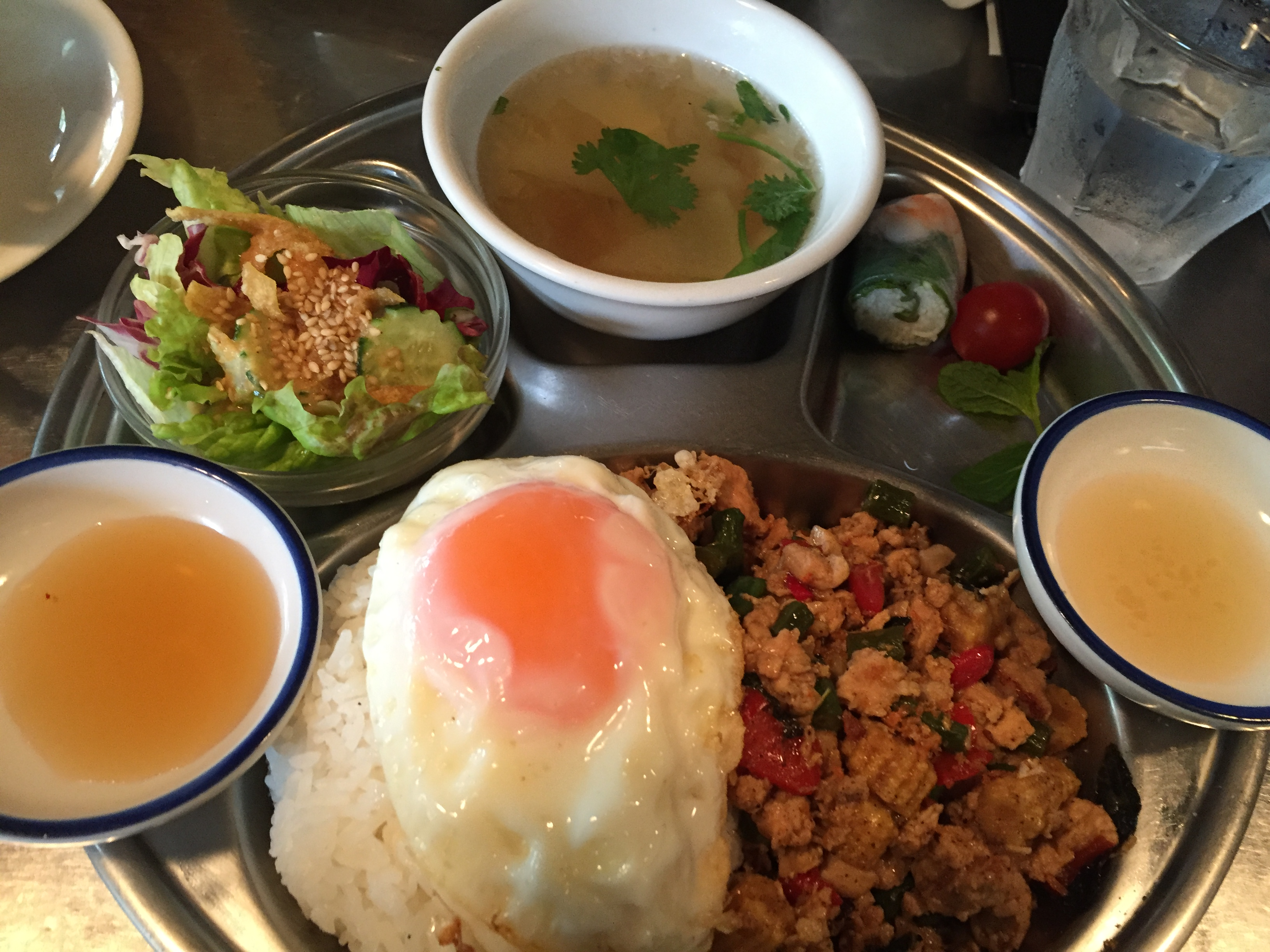 Pepacafe Forest, Thai and Asian Cuisine – Kichioji