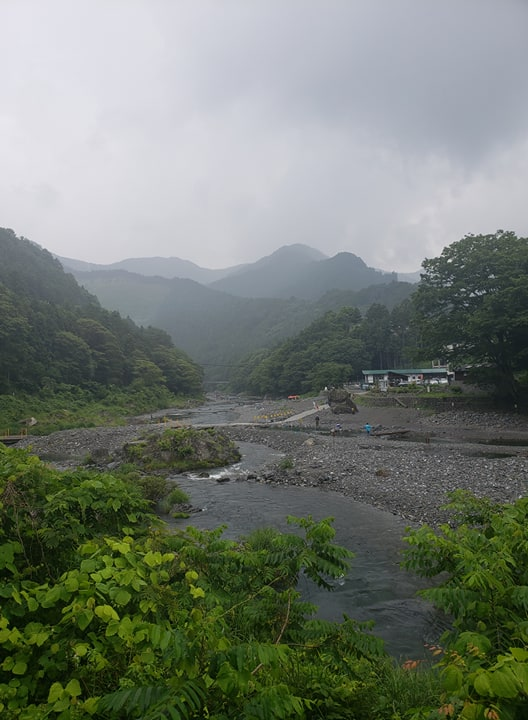 Okutama Fishing Center
