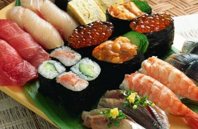 Yokota Dreams of Sushi – 10 Great Restaurants Nearby